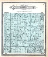 Liberty Township, Ringgold County 1915 Ogle